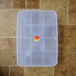 12 Grid Storage box