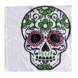 Decoupage paper - Skull