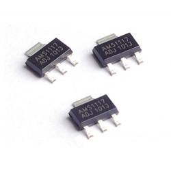 AMS1117 ADJ voltage...