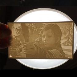 3D Printed Photo,...