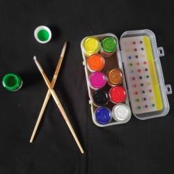 Round Artist Brush No.12