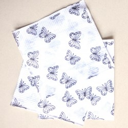 Butterfly Printed Tissue...